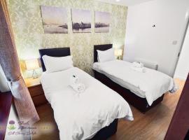 Thistle Apartments - Bon-Accord Apartment, Aberdynas