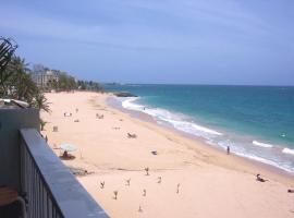 One-Bedroom Condo on Condado Beach, San Juan