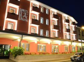 Hotel Diana, Boario Terme