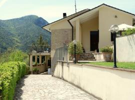 A Casa di Chiara, Torre Orsina