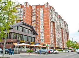 Apartment on Zipovskoy, Krasnodar