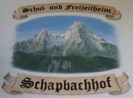 Schapbachhof, Engedey