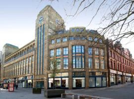Premier Inn Newcastle City (The Gate)
