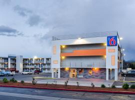 Motel 6 Denver Central - Federal Boulevard, 덴버