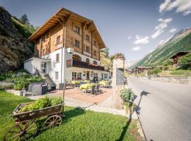 Hotel Breithorn, Blatten im Lötschental