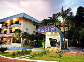Praia Sol Hotel, Santa Terezinha de Itaipu