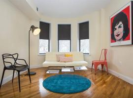 Five Bedroom Apartment with Parking Steps To Train, Brooklyn