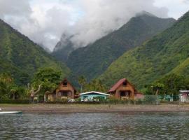 Bungalows Havae Teahupoo, Teahupoo