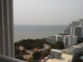 Cosy Beach View Unit N606, Pattaya (sud)