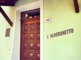 Alberghetto, Trinità