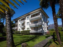 Villa Delta - Parkhotel Delta, Ascona
