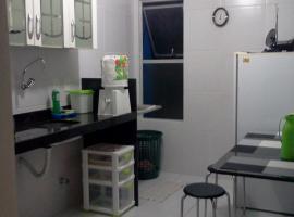Apartamento Alagamar Ponta Negra, Natal