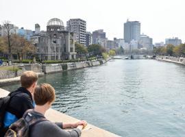 Hotel Sunroute Hiroshima, Hiroshima