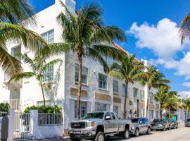 Beautiful 1-Bedroom on Ocean Drive, Miami Beach