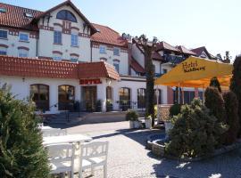 Hotel Kahlberg, Krynica Morska