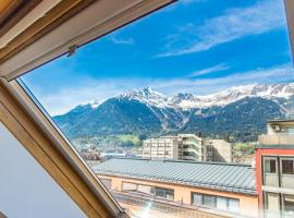 Maisonette am Bahnhof, Innsbruck