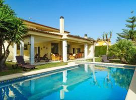 Villa Aquiles, Denia