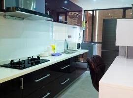 L.R. The Luxury Hotel Style Apartments
