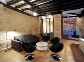 Apart of Paris - Souplex Loft Apartment - Le Marais