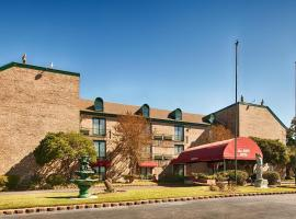 Best Western Chateau Louisiana Suite Hotel