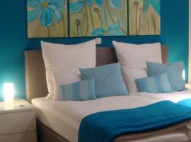 Hotel Flower Power, Hehlen
