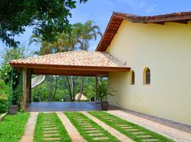 Porta do Sol Casas Temporada Casa 7, Barra do Rio Abaixo
