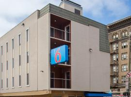 Motel 6 San Francisco Downtown, San Francisco