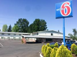 Motel 6 Gresham City Center, Gresham