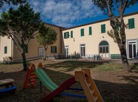 Casa San Giuseppe, Cavo