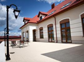 Hotel Trzy Róże, Zemborzyce Dolne