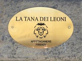 La Tana Dei Leoni, Florenz