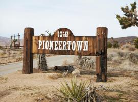 Pioneertown Motel, Pioneertown