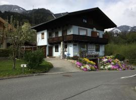 Dicken's Apartment, Sankt Georgen