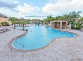 Orlando Disney Area - Paradise Palms Resort, Kissimmee