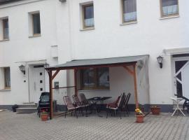 Pension Lindengarten, Nürnberg