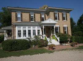 Seymour House, Glenn