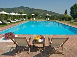 Relais Villa Baldelli, Cortona