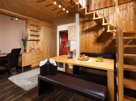 Apartments Auwirt, Hallein