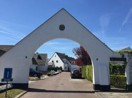 Vakantievilla Begijnhof 5, Nieuwmunster