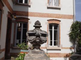 La Maison du Chapelier, Espéraza