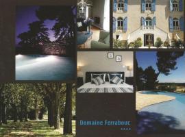 Domaine Ferrabouc, Mas-Saintes-Puelles