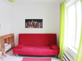 Apartment na Moldagulovoy