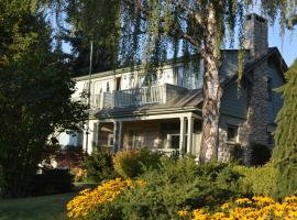 La Maison Sur Le Hill Bed & Breakfast, Kellogg