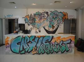 WhyNot Backpackers (Capsule Hostel), Patong-part