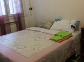 Room Zeff, Genoa