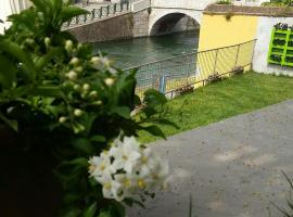 La Corte sul Naviglio, Boffalora sopra Ticino