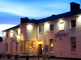 The Gregory, Grantham