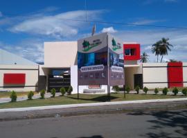 Hotel los Pinos, Tecomán