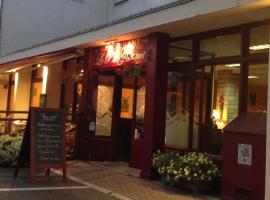 Hotel du Centre - Restaurant le P'tit Gourmet, Tonnerre