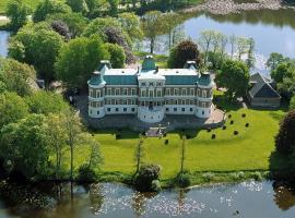 Häckeberga Slott, Genarp